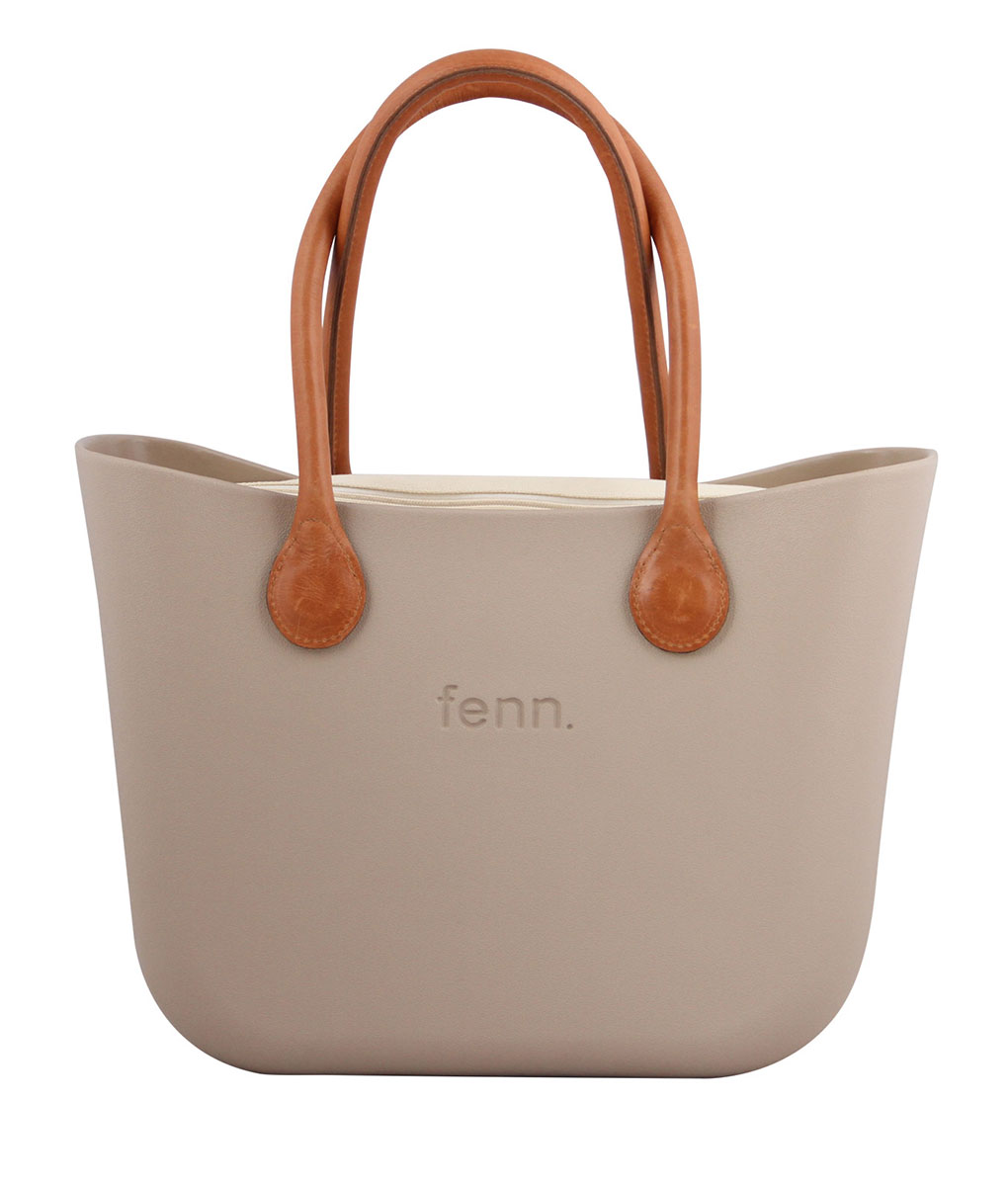 19313175f2d5 Tan Leather Handle - Fenn Collection